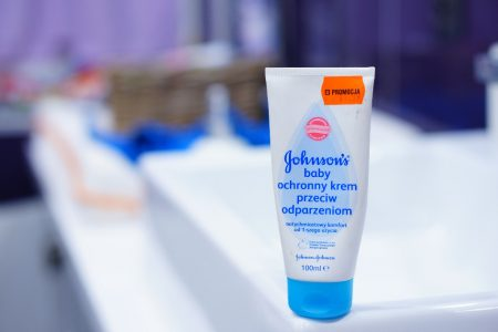 Johnson's Baby Cream