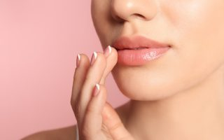 lip colour and health